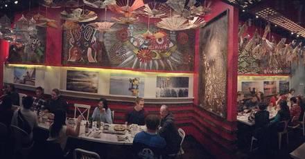 Rickshaw Republic best italian restaurant in chicago;