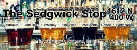 Sedgwick's Bar & Grill best chicago rooftop restaurants;
