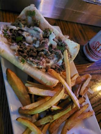 Sedgwick's Bar & Grill best greek in chicago;