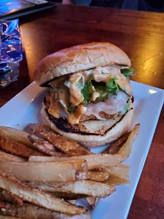 Sedgwick's Bar & Grill best ramen in chicago;