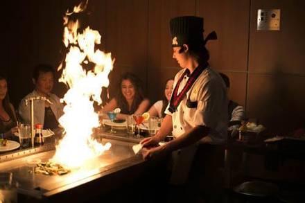 Shinto Japanese Steakhouse & Sushi Bar USDA Prime Steaks;