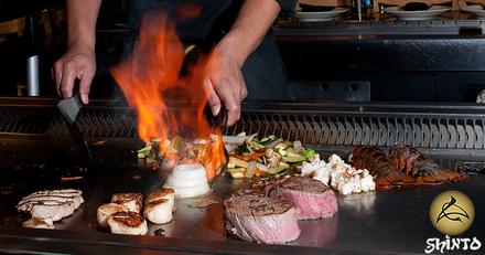 Shinto Japanese Steakhouse & Sushi Bar Top 10 Steakhouse;