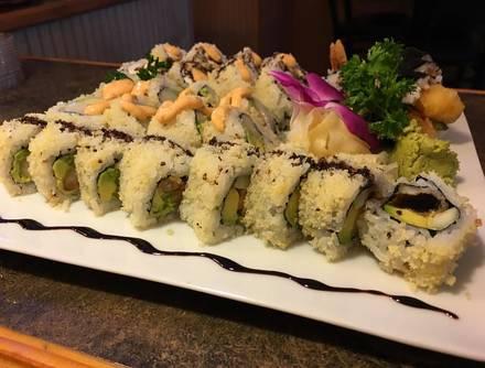 Sushi Mon best comfort food chicago;