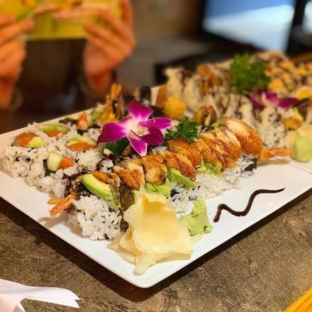 Sushi Mon best greek in chicago;