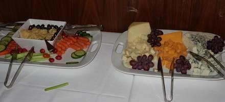 Wine Bar at the Walnut Room  best german restaurants in chicago;