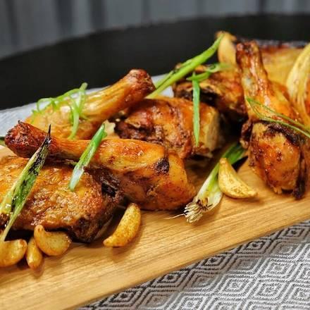 Chef Luciano & Gourmet Chicken best fried chicken in chicago;
