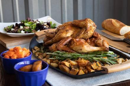 Chef Luciano & Gourmet Chicken best comfort food chicago;