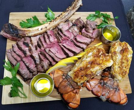 Chicago Oyster House USA's BEST STEAK RESTAURANTS 2020;