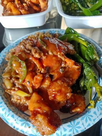 Emperor's Choice best fried chicken in chicago;