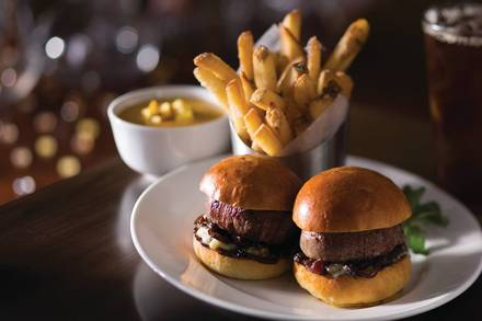 Capital Grille-Fort Lauderdale Top 10 Steakhouse;
