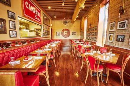 Franco's Ristorante best chicago rooftop restaurants;