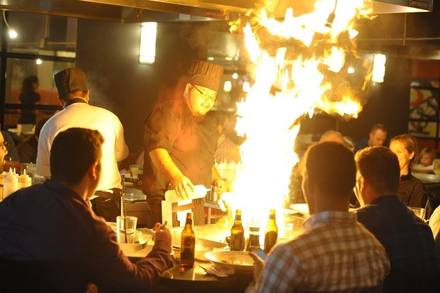 Kiku Japanese Steak House and Sushi Lounge Top 10 Steakhouse;
