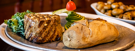 Tropical Acres Steakhouse USA's BEST STEAK RESTAURANTS 2021;