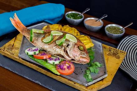 Las Tablas - West Lakeview prime steakhouse;