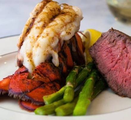 St. Charles Place Top 10 Steakhouse;