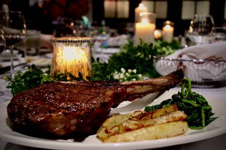 John & Tony's  Top 10 Steakhouse;