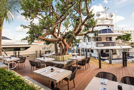 Boatyard prime steakhouse;