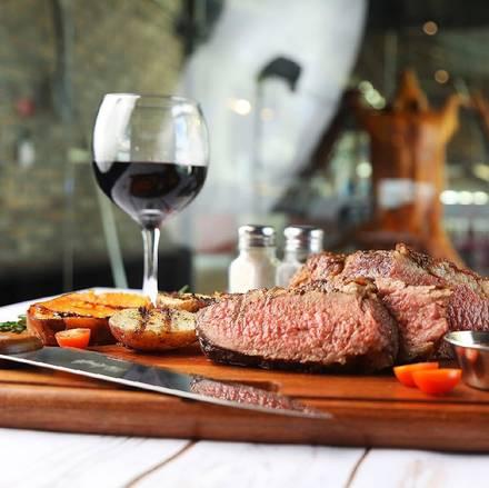 The Knife Restaurant prime steakhouse;