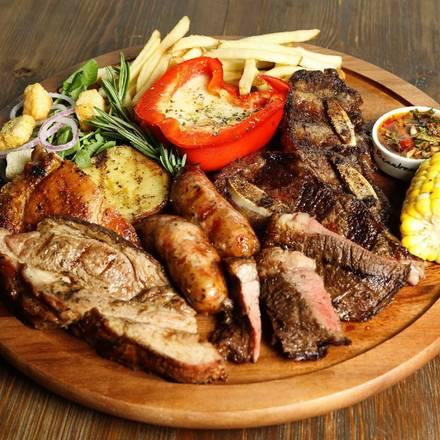 The Knife Restaurant USDA Prime Steaks;