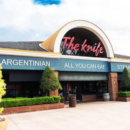 The Knife Restaurant Best Steak Restaurant;