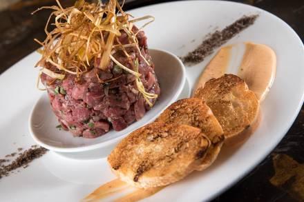 Council Oak Steaks & Seafood Ft. Lauderdale prime steakhouse;