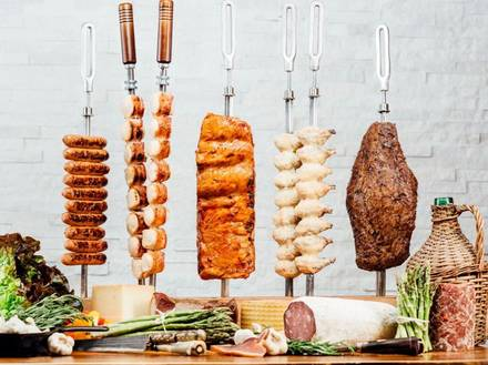 Texas de Brazil Miami Top 10 Steakhouse;