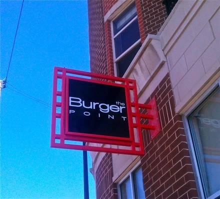 The Burger Point best chicago rooftop restaurants;