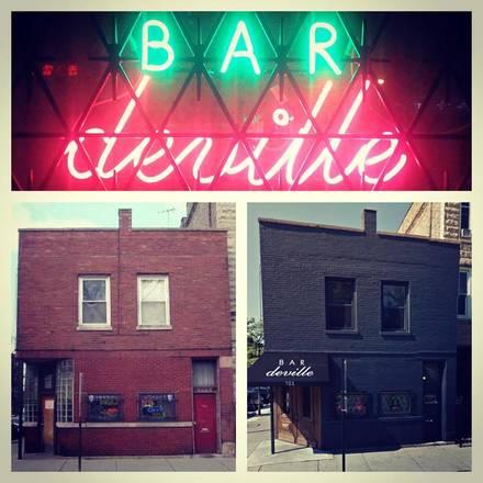 Bar DeVille best comfort food chicago;