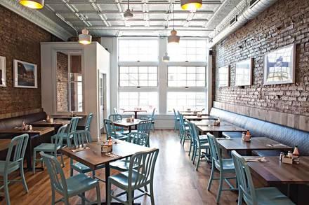 Bite Cafe best comfort food chicago;