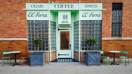Cafe Colao best comfort food chicago;