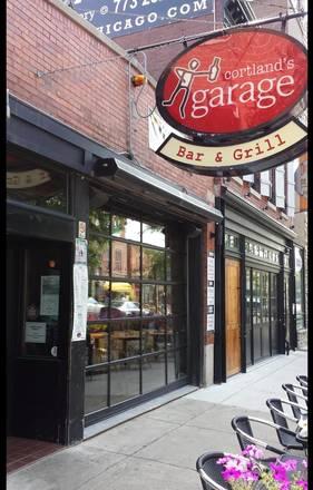 Cortland's Garage best ramen in chicago;
