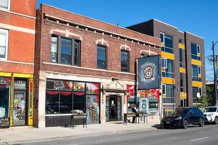 Dark Matter Coffee best ramen in chicago;