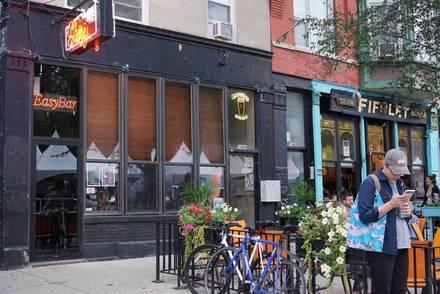 Easy Bar best comfort food chicago;