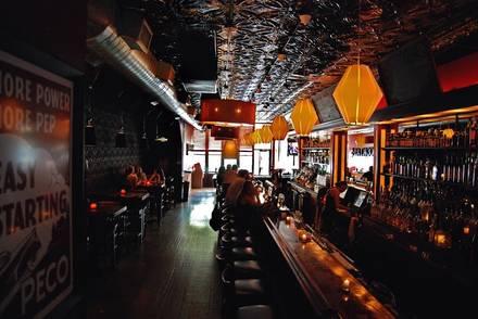 Easy Bar best italian restaurant in chicago;