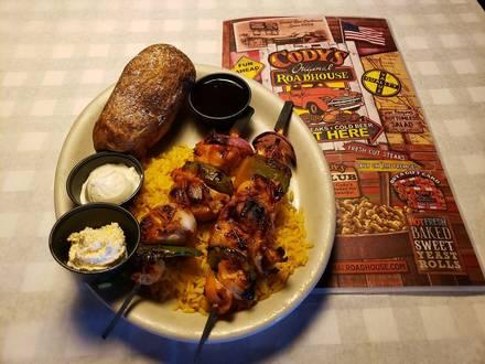 Cody's Original Roadhouse Best Steak Restaurant;