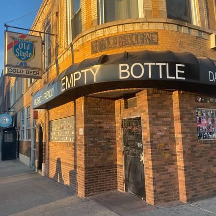 Empty Bottle best comfort food chicago;