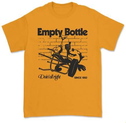 Empty Bottle best greek in chicago;