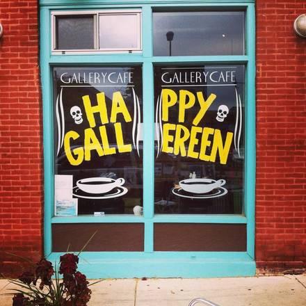 Gallery Cafe best comfort food chicago;