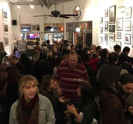 Gallery Cafe best greek in chicago;