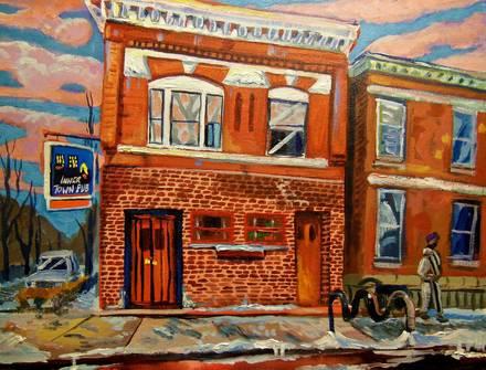 Inner Town Pub best chicago rooftop restaurants;