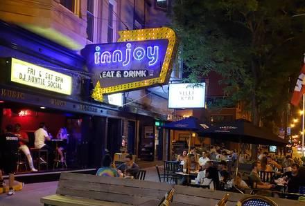 Innjoy best comfort food chicago;