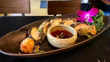Kin Japanese Cuisine best fried chicken in chicago;