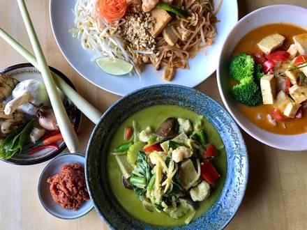 Kin Japanese Cuisine best greek in chicago;