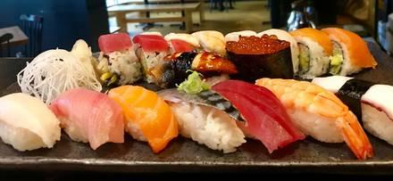 Kin Japanese Cuisine best italian restaurant in chicago;