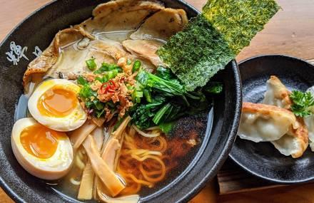 Kizuki best comfort food chicago;