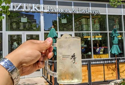 Kizuki best chicago rooftop restaurants;