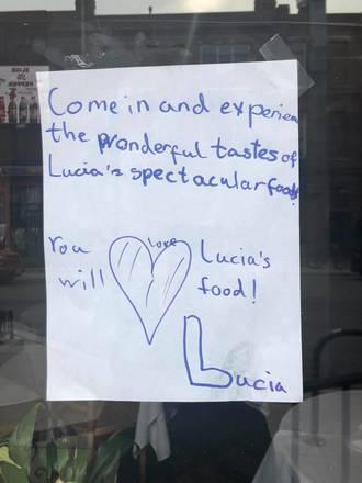 Lucia Ristorante / Lucia's Deli best italian restaurant in chicago;