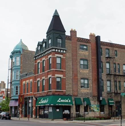 Lucia Ristorante / Lucia's Deli best comfort food chicago;