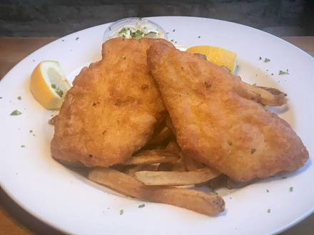 Mac's Wood Grilled best fried chicken in chicago;