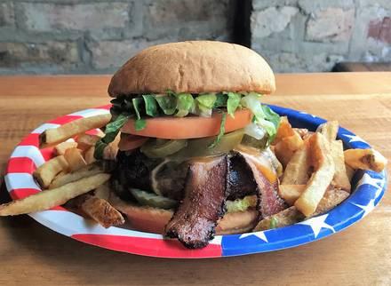 Mac's Wood Grilled best comfort food chicago;